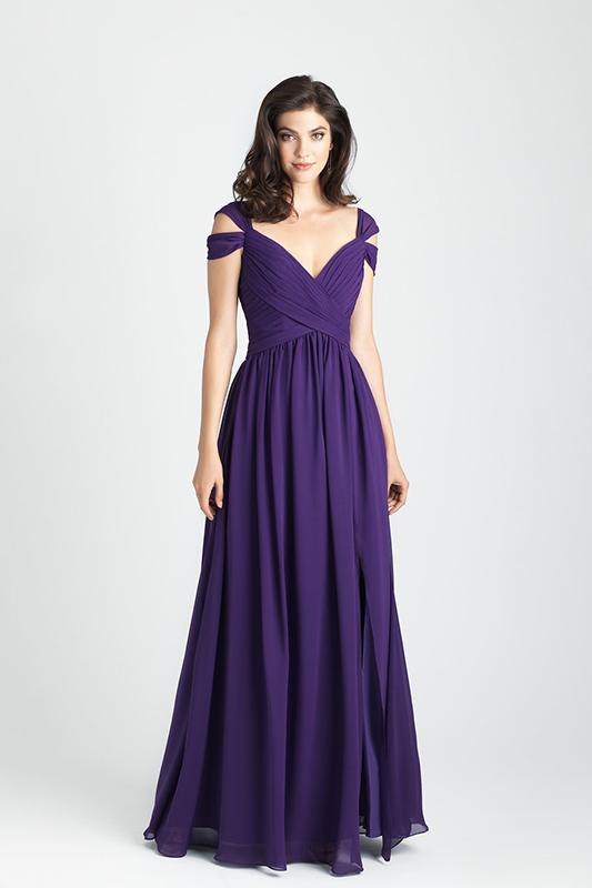 1504 Allure Bridesmaid Dress
