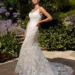 1975 Casablanca Wedding Dress