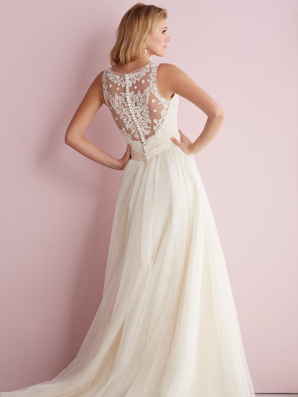 2716 Allure Romance Elegant Princess Bridal Gown