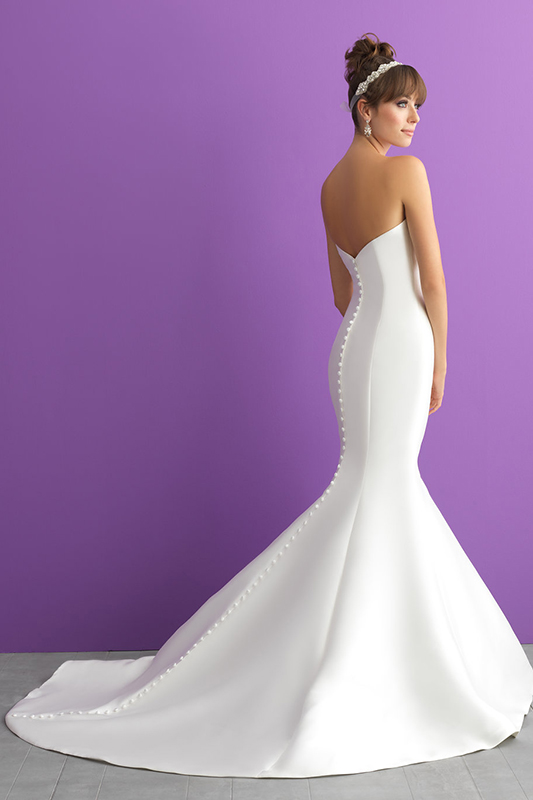 3000 Allure Romance Fit and Flare Bridal Gown