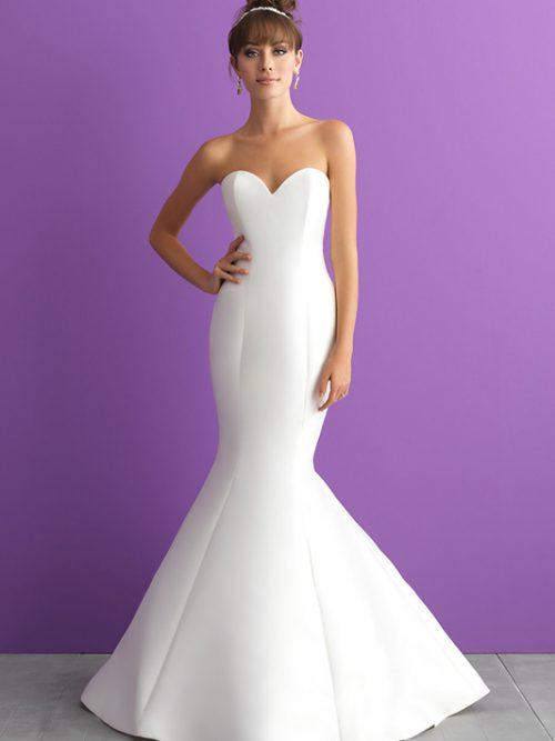 3000 Allure Romance Modern Bridal Gown