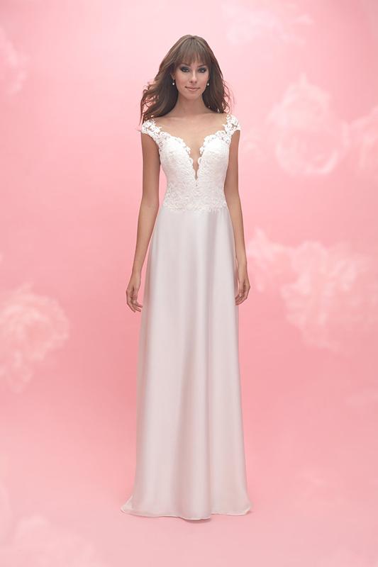 3054 Allure Romance Bridal Gown