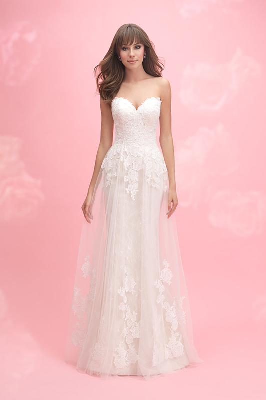 3057 Allure Romance Bridal Gown
