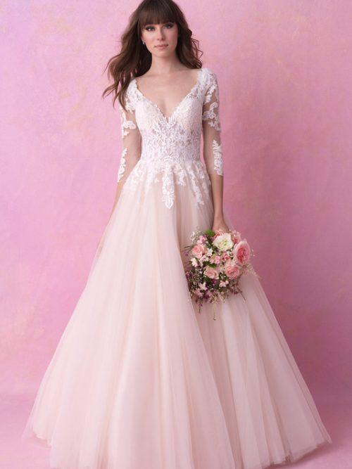 3154 Allure Romance Bridal Gown