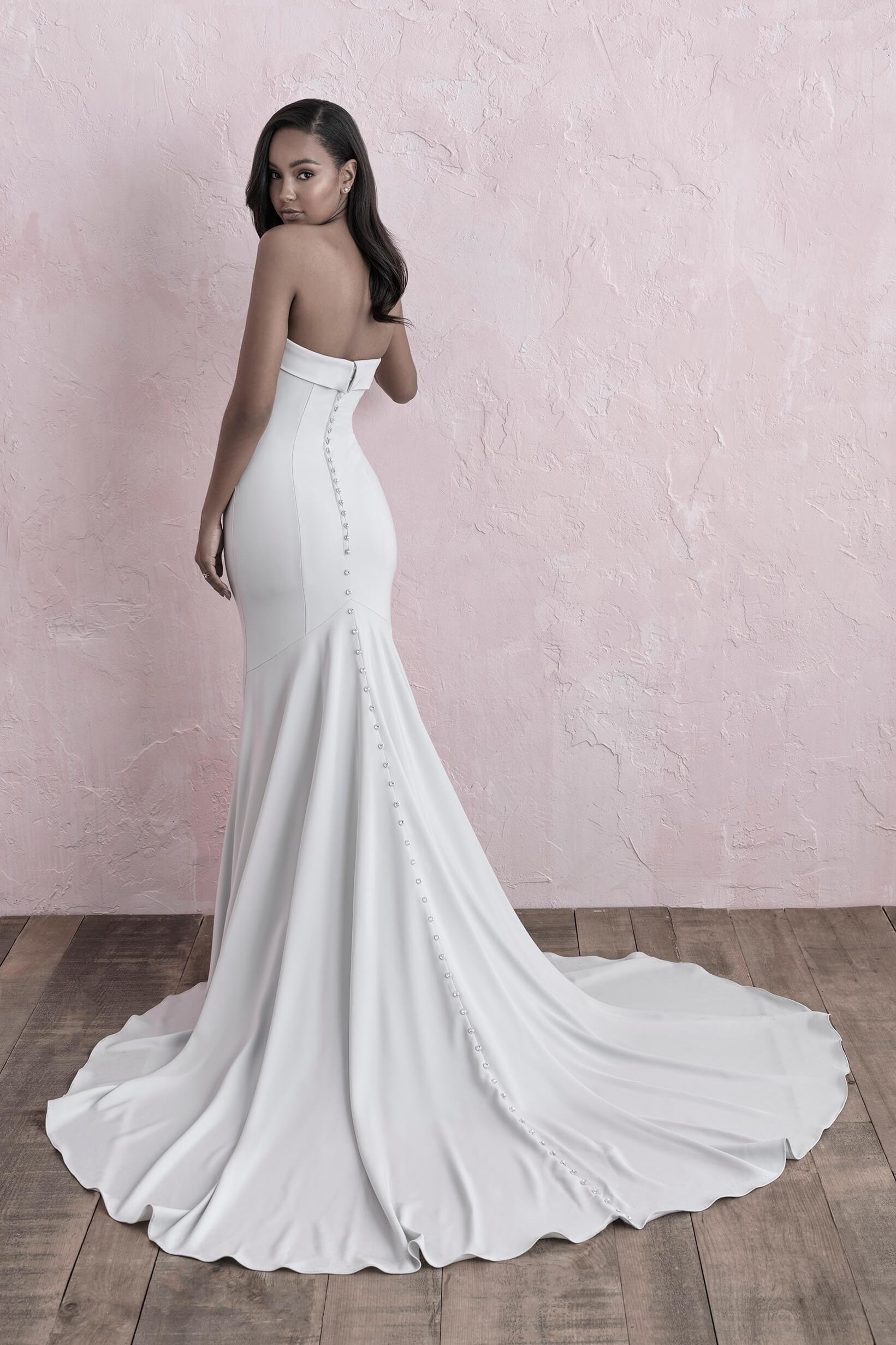3251 Allure Romance Sheath Bridal Gown