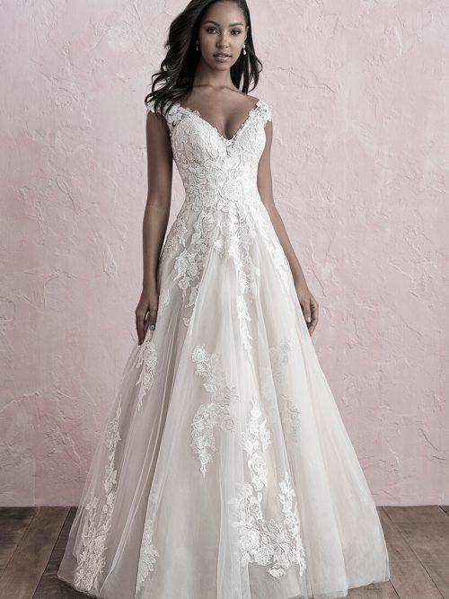 3262 Allure Romance Bridal Ballgown