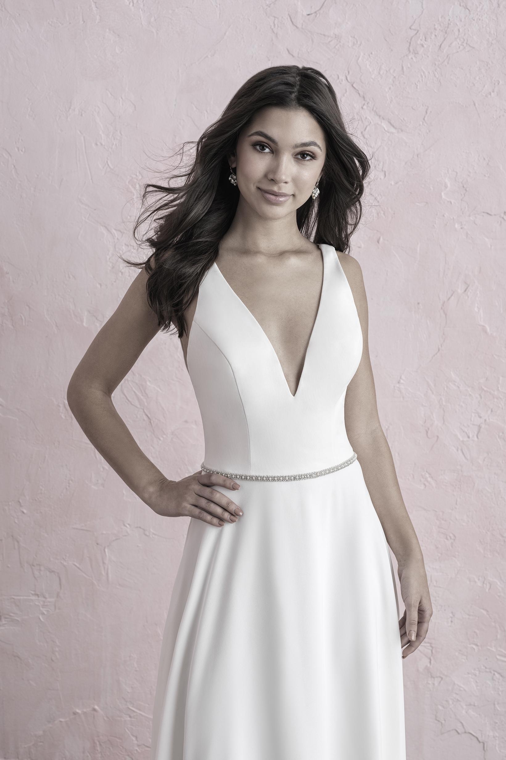 3264 Allure Romance Princess Line Bridal Gown