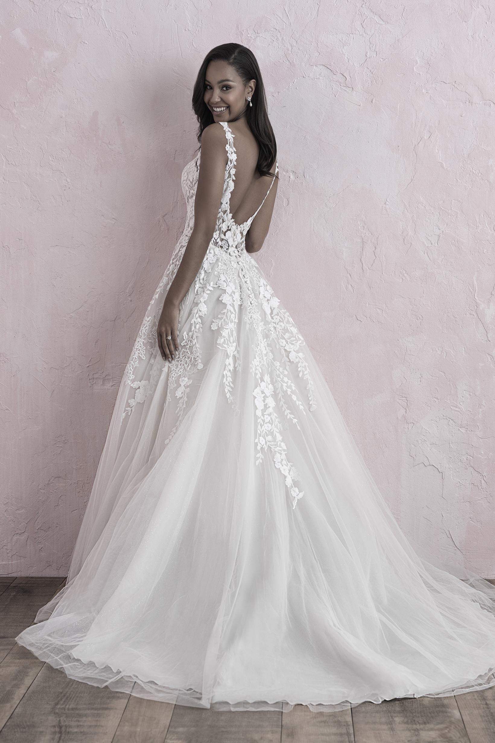 3265 Allure Romance Princess LineBridal Gown