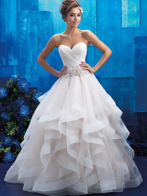 9408 Allure Bridals Wedding Dress