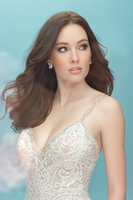 9452 Allure Wedding Dress