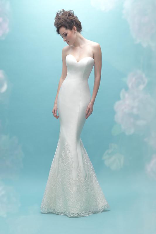 9458 Allure Wedding Dress