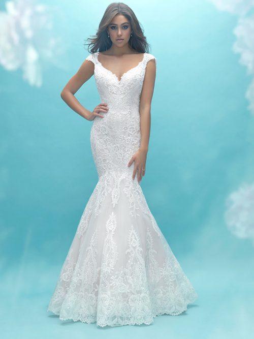 9471 Allure Bridals Wedding Dress