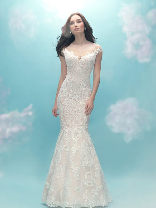 9474 Allure Bridals Wedding Dress