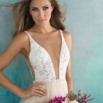 9500 Allure Bridals Wedding Dress