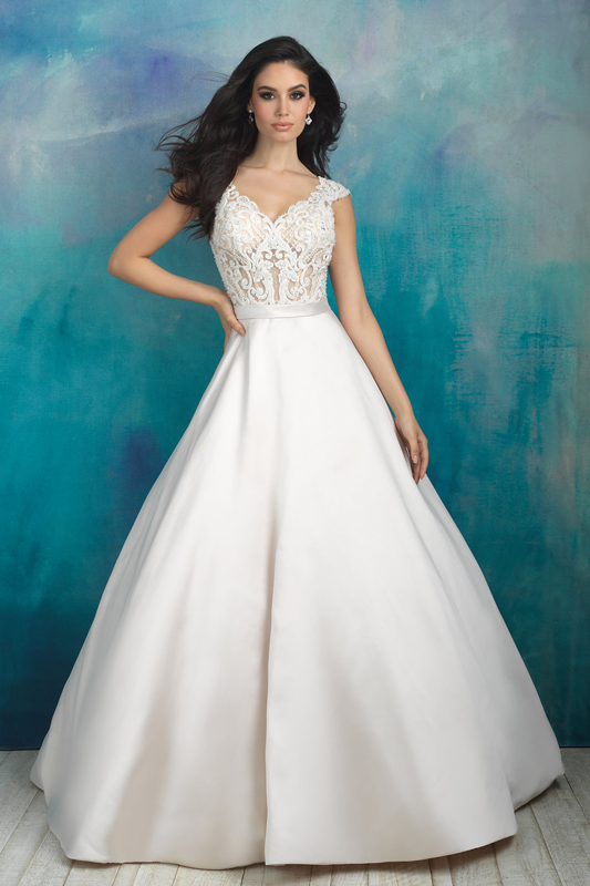 9517 Allure Bridals Wedding Dress