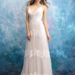 9555 Allure Bridals Wedding Dress