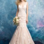 9562 Allure Bridals Wedding Dress