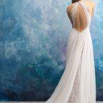 9573 Allure Bridals Princess LineWedding Dress