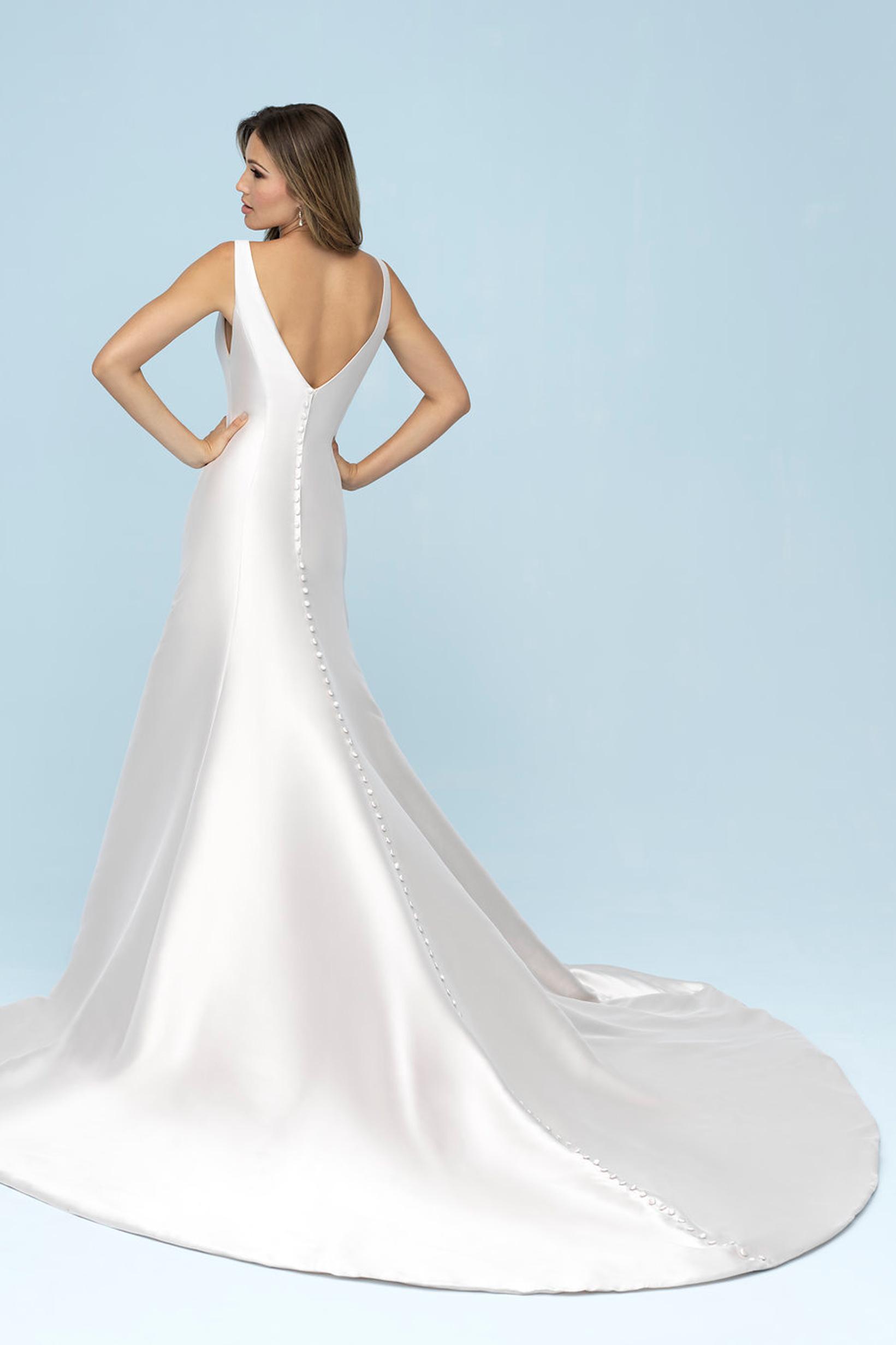 9600 Allure Bridals Bridal Gown