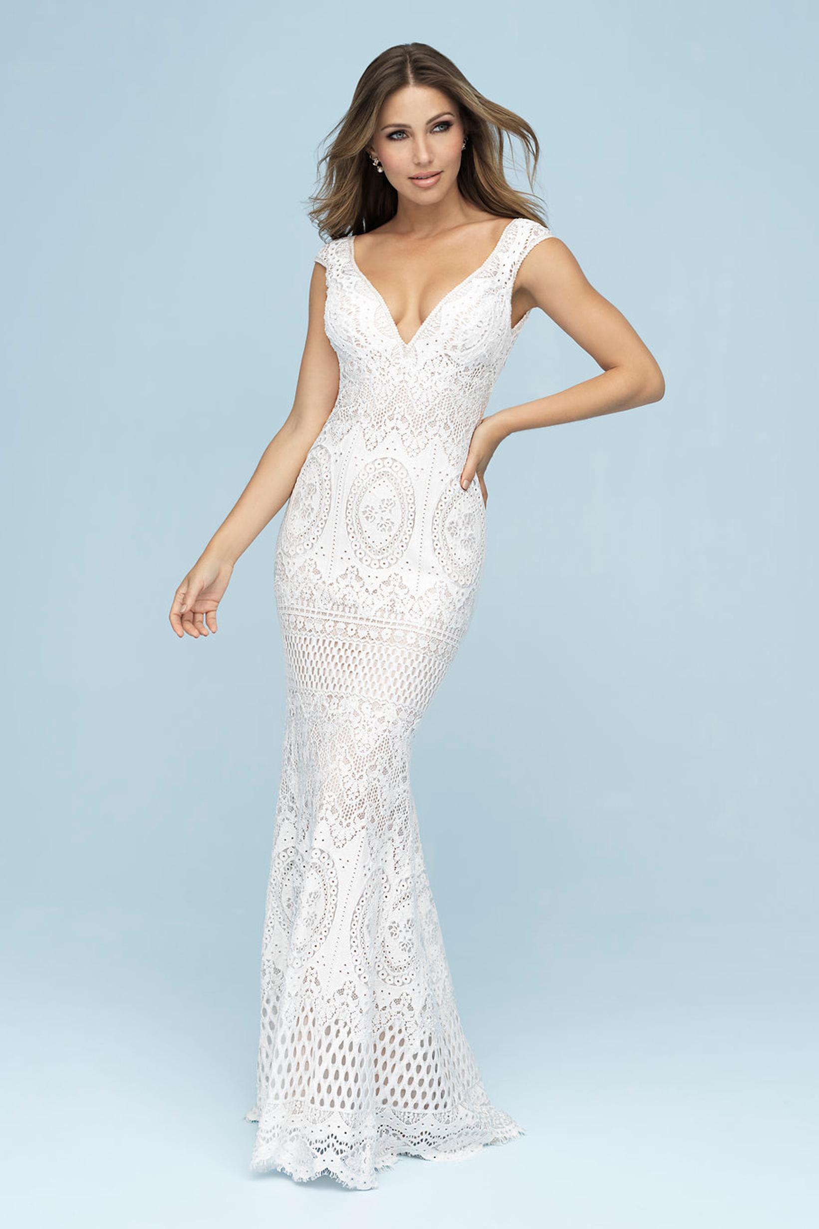 9607 Allure Bridals Bridal Gown