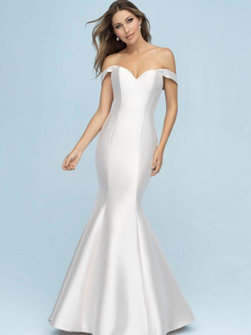 9608 Allure Bridals Bridal Gown