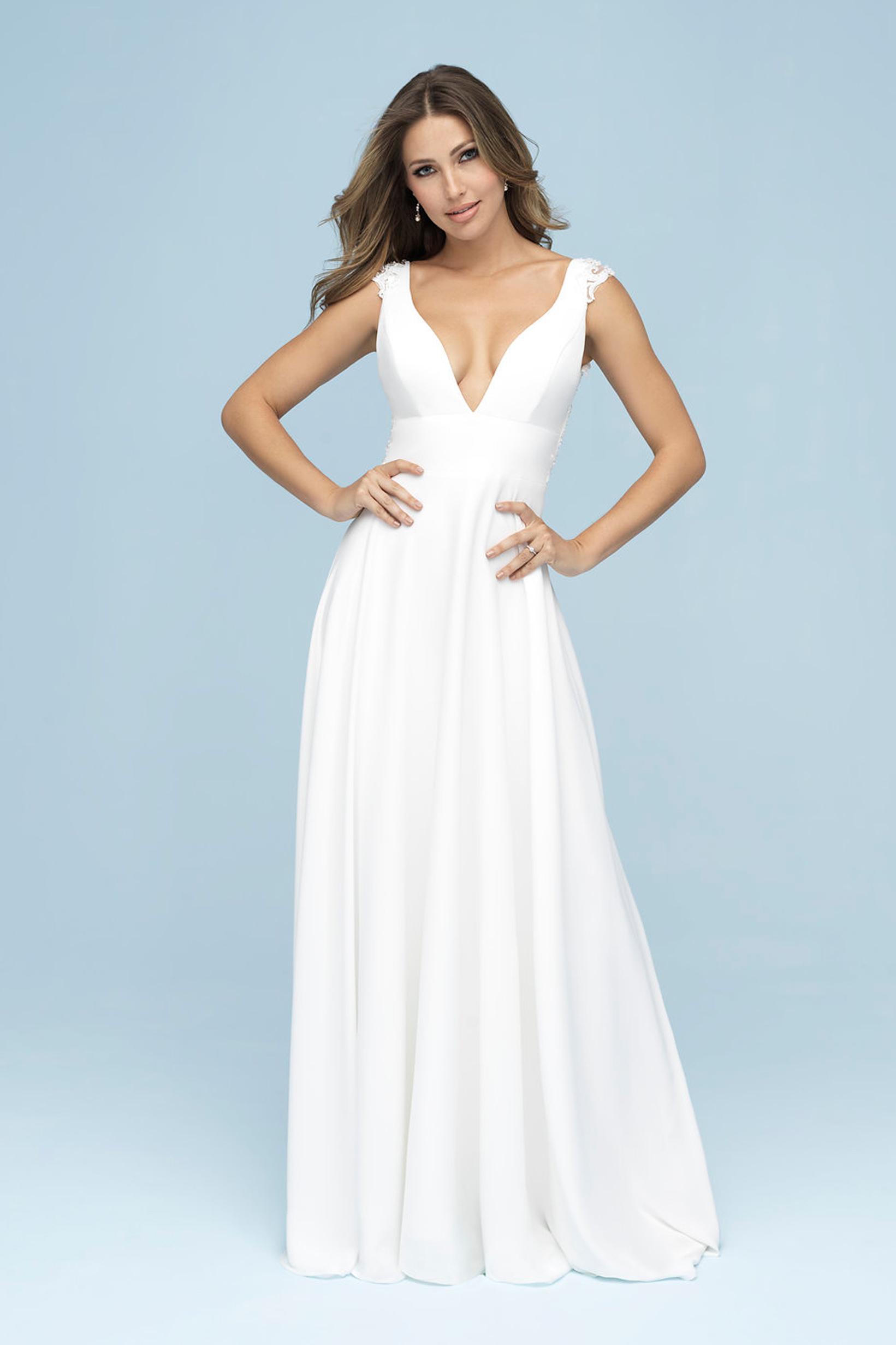 9610 Allure Bridals Bridal Gown