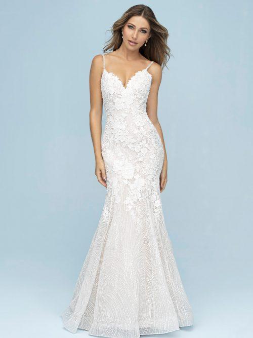 9613 Allure Bridals Bridal Gown