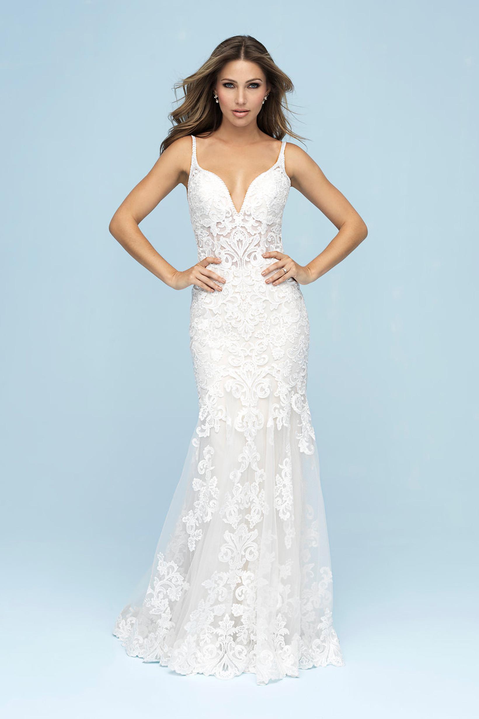 9615 Allure Bridals Bridal Gown