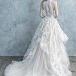 9652 Allure Bridals Modern Wedding Dress