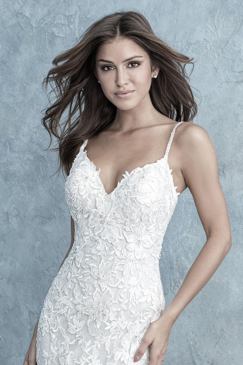 9659 Allure Bridals Classic Wedding Dress