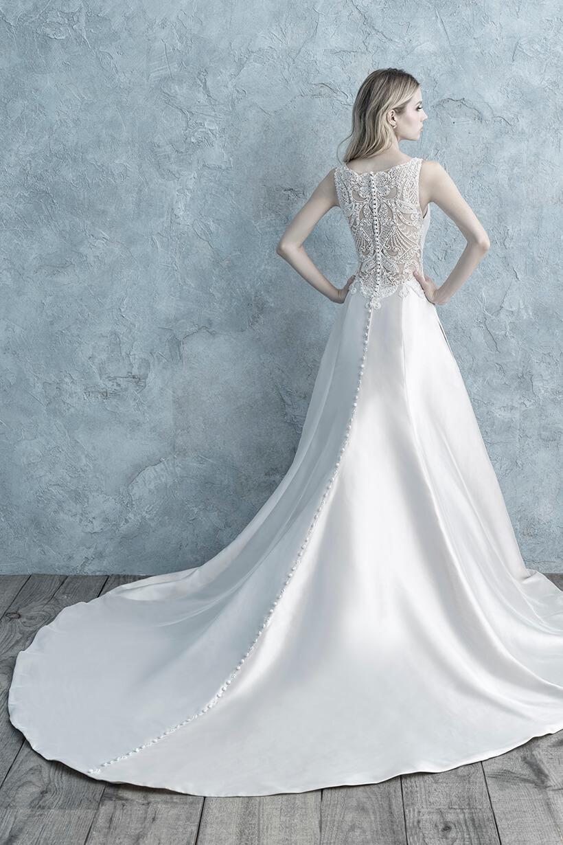 9662 Allure Bridals Classic Wedding Dress