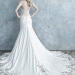 9664 Allure Bridals Modern Wedding Dress