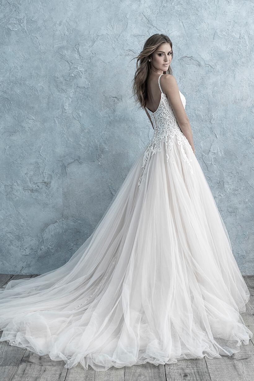 9667 Allure Bridals Classic Wedding Dress