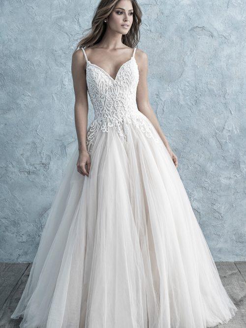 9667 Allure Bridals Ballgown