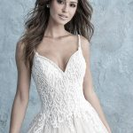 9667 Allure Bridals Wedding Dress