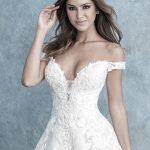 9681 Allure Bridals Ballgown