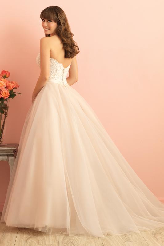2853 Allure Romance Elegant Bridal Gown