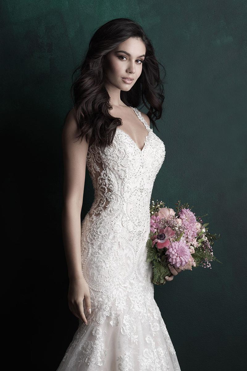 C504 Allure Couture Bridal Gown Brides