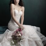 C507 Allure Couture Bridal Gown Structured