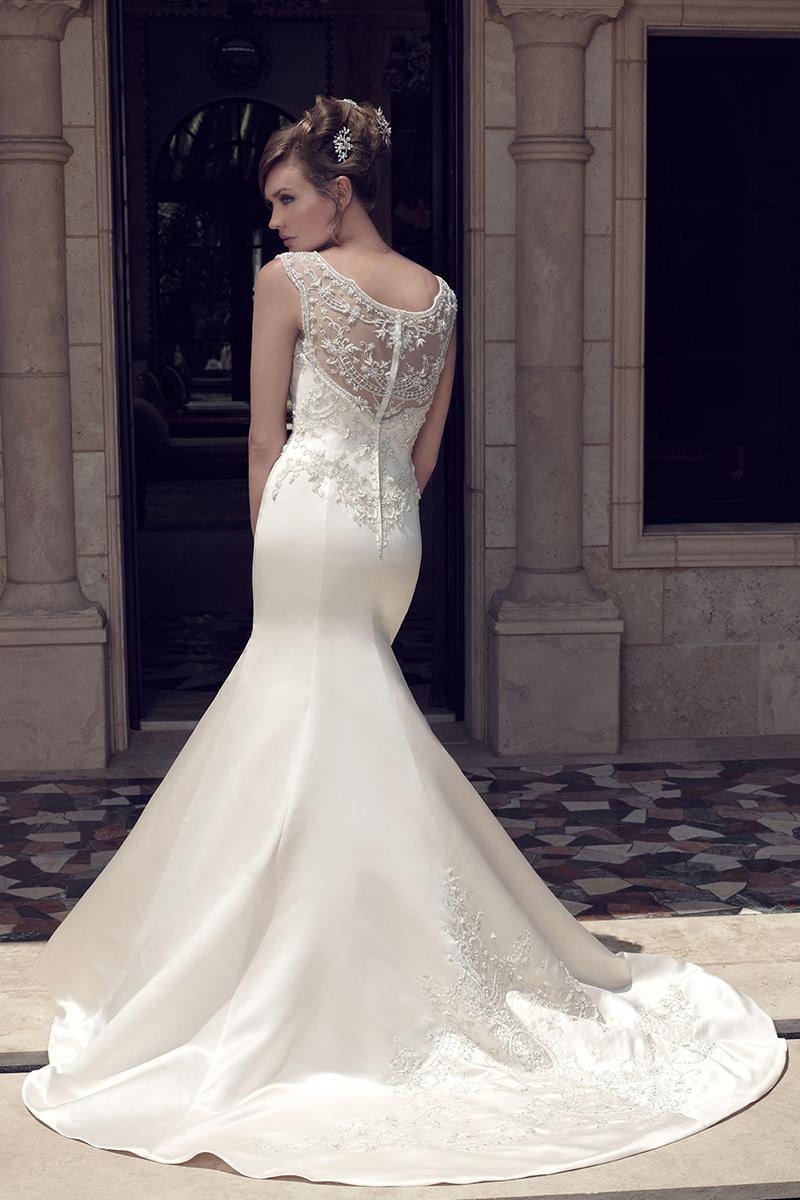 Casablanca Bridal 2141 Bridal Gown