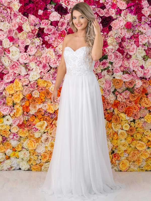 Allure Debutante Gown G208