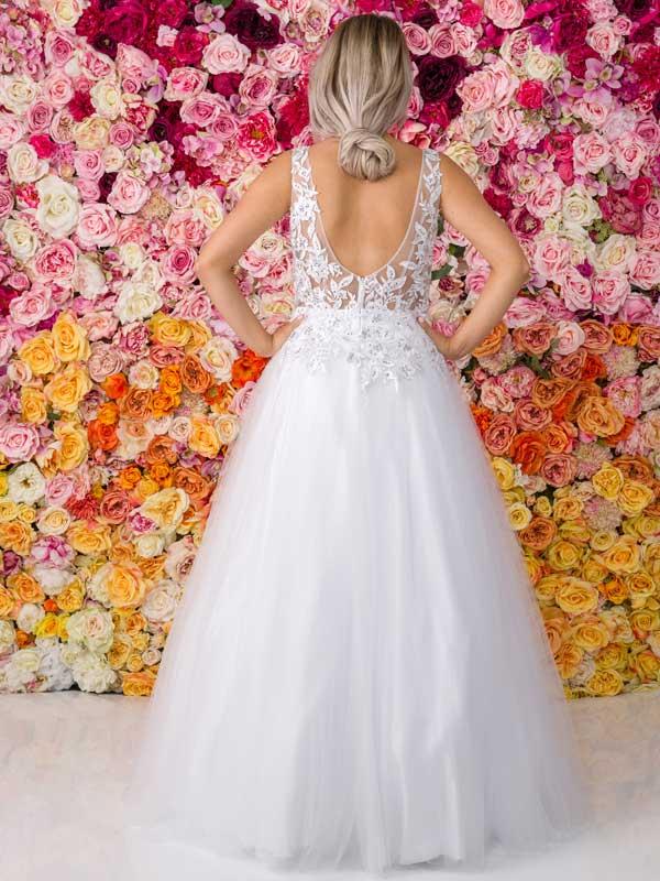 Allure Debutante Gown G214