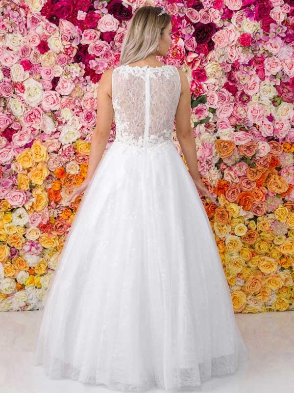 Allure Debutante Gown G215