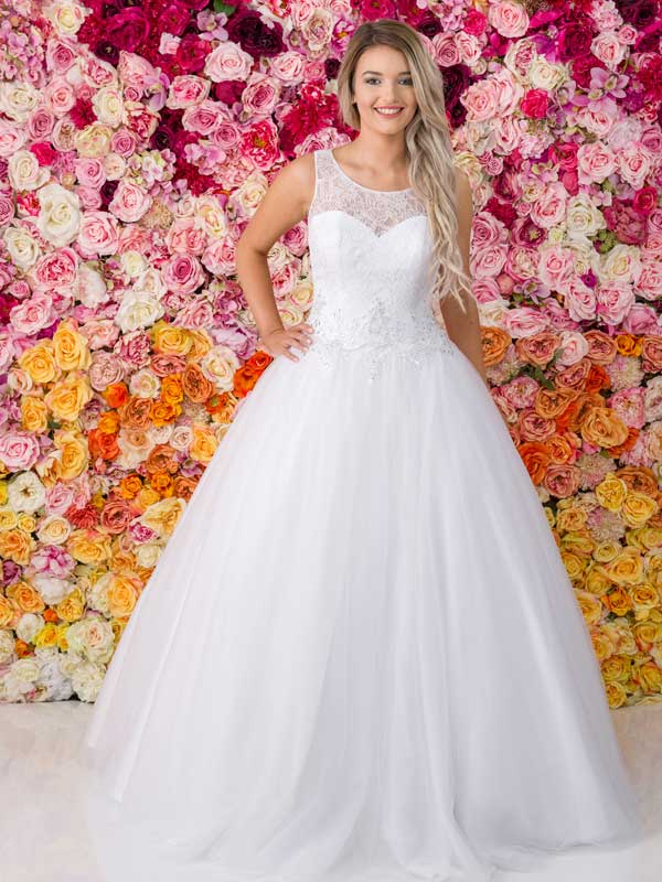 Allure Debutante Gown G219