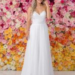 G243 Allure Debutante Gown