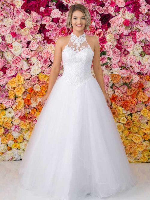 Allure Debutante Gown G256