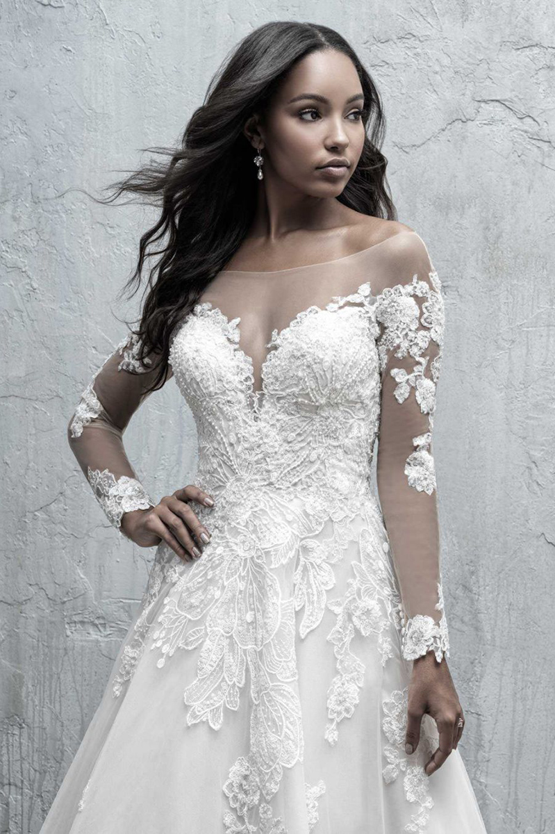 MJ552 Madison James Wedding Dress