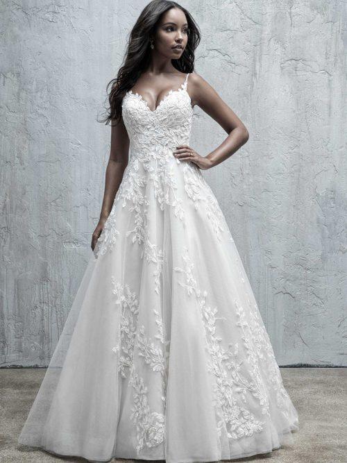 MJ555 Madison James Wedding Dress