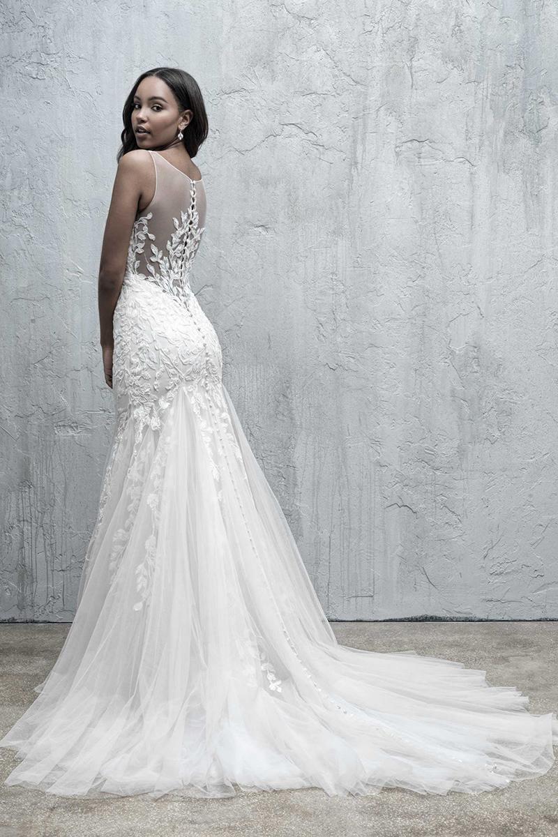 MJ559 Madison James Wedding Dress Elegant
