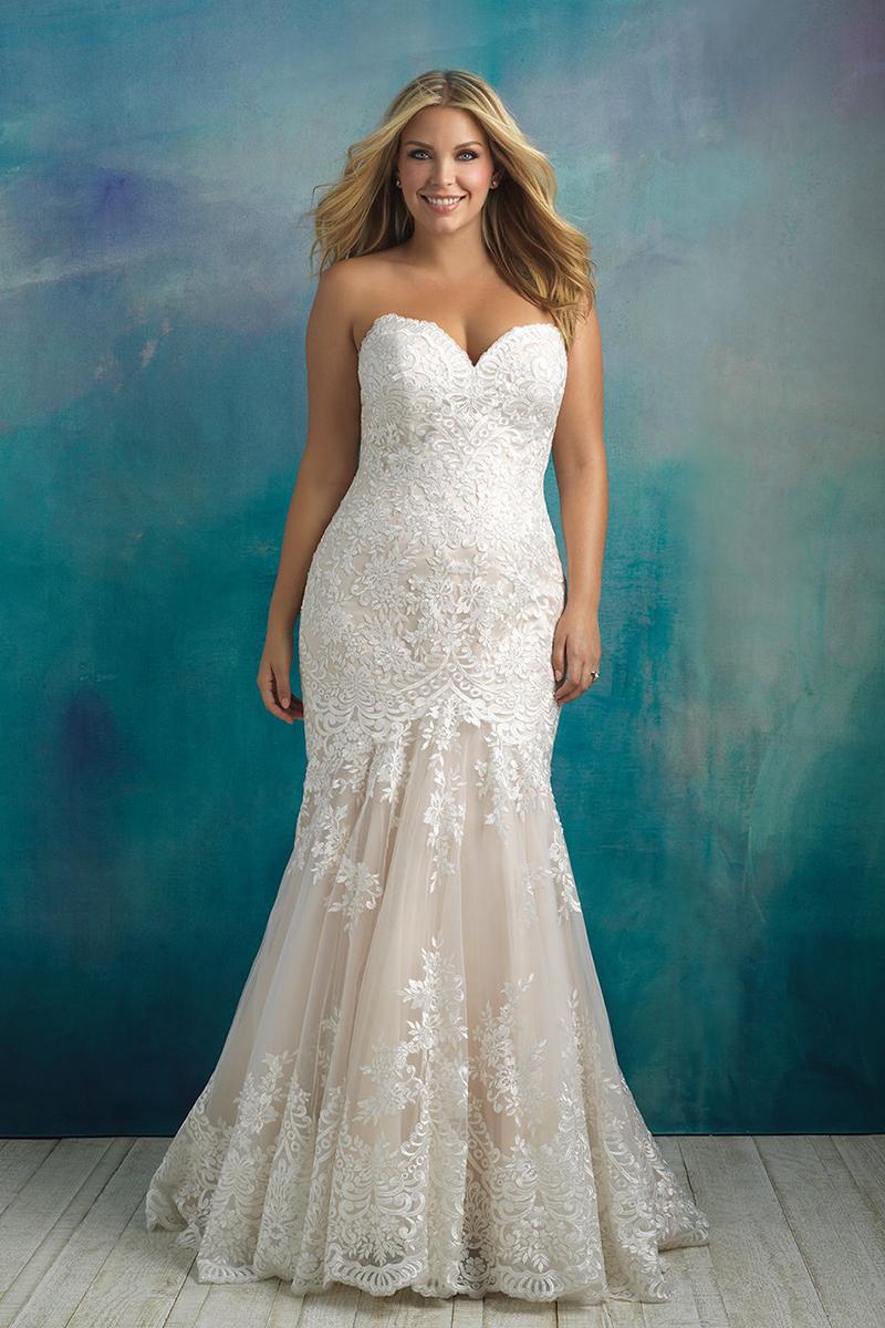 W410 Allure Women Bridal Gown